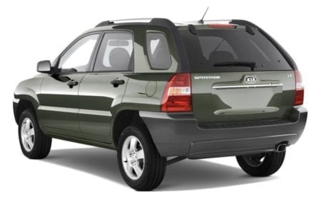 kia - Piloto trasero derecho Kia Sportage 2004-2008