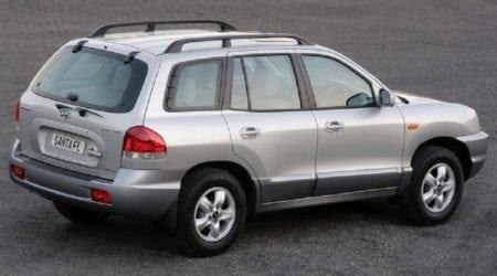 hyundai - Piloto trasero derecho Hyundai Santa Fe 2004 - 2006 Restyling