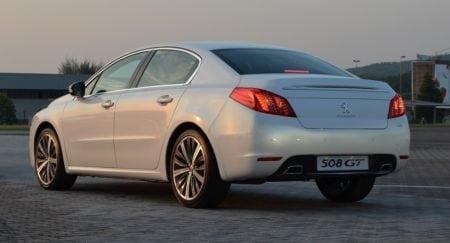 508 rear