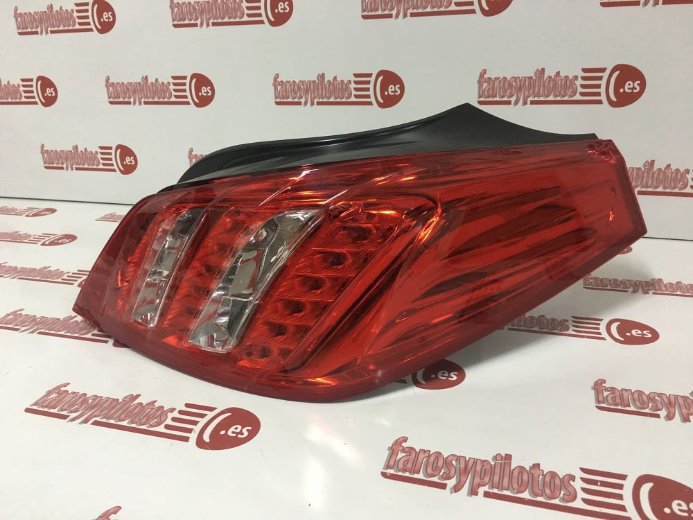 peugeot - Piloto trasero derecho Peugeot 508 Led 4 puertas 2011-2014