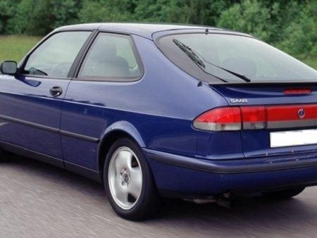 saab - Piloto trasero izquierdo Saab 9. 3 Años 1998-2003 Saab 93
