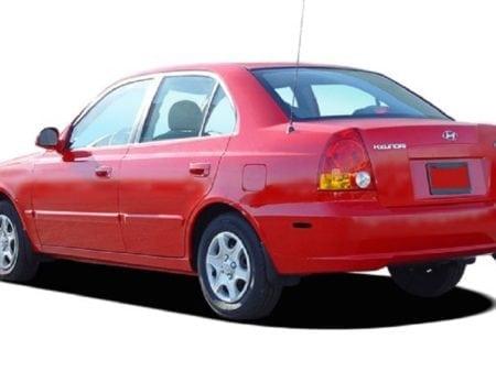 hyundai - Piloto trasero izquierdo Hyundai Accent 4 puertas 2000-2004