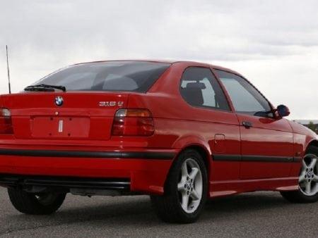 bmw - Piloto trasero izquierdo Bmw Serie 3 E36 Compact 1995-2000