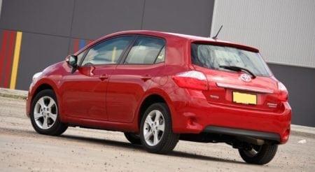 toyota - Piloto trasero derecho Toyota Auris Restyling 2009 - 2012