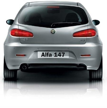 alfa-romeo - Piloto trasero izquierdo Alfa Romeo 147 años 2000-2010