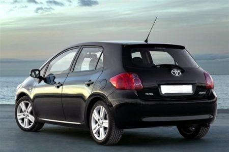 toyota - Piloto trasero derecho Toyota Auris 2006-2009