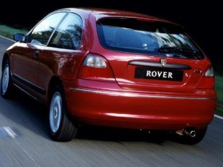 rover - Piloto trasero izquierdo Rover 25 años 1995-2005