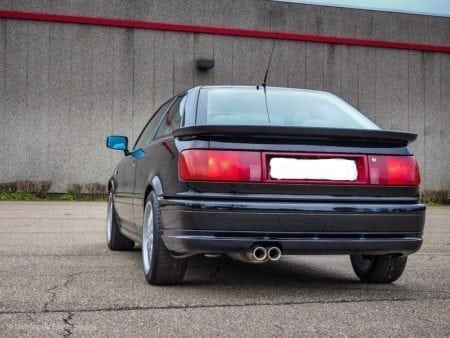 audi - Piloto trasero central portamatricula Audi Coupe 1988–1996