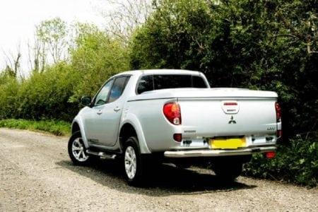 l200 rear