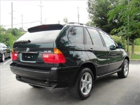 bmw - Piloto trasero derecho BMW X5 E53 años 1999-2006 Ambar