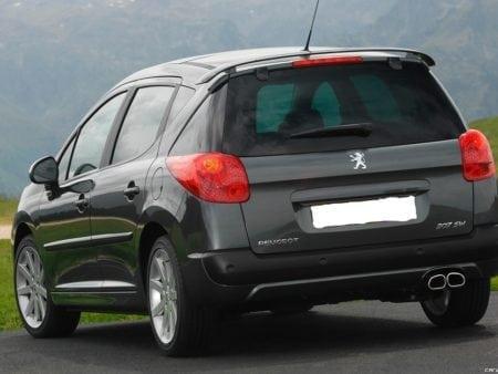 peugeot - Piloto trasero derecho Peugeot 207 SW Familiar
