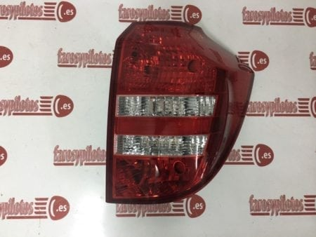 kia - Piloto trasero izquierdo Kia Ceed Wagon  2007-2012 Familiar (Producto Nuevo)
