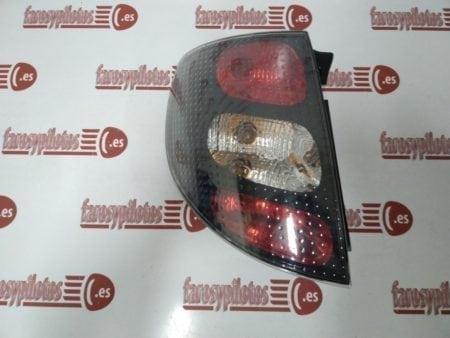 citroen - Piloto trasero izquierdo Citroen C3 Pluriel Restyling Años 2008-2010