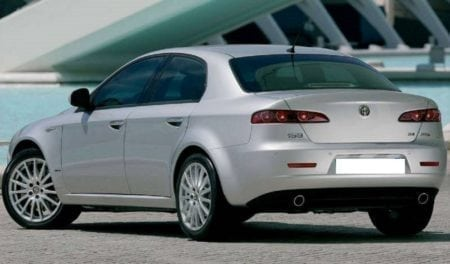 alfa-romeo - Piloto trasero derecho de portón Alfa Romeo 159