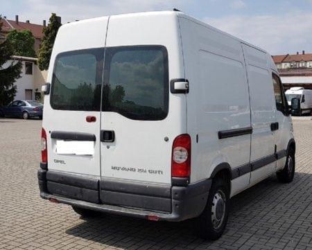 opel - Piloto trasero izquierdo Opel Movano Furgon Años 2003-2010 (Producto Nuevo)