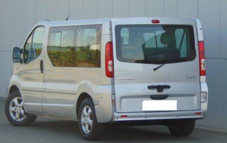 renault, opel, nissan - Piloto trasero derecho de paragolpes Renault Trafic 2001-2018 Furgón Opel Vivaro Nissan Primastar (Producto Nuevo)
