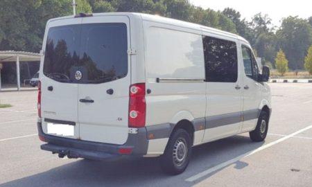 volkswagen - Piloto trasero izquierdo Volkswagen Crafter 2006-2018 Furgón (Producto Nuevo)