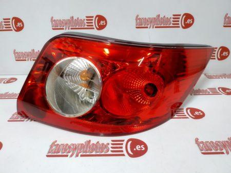 renault - Piloto trasero derecho Renault Megane II Cabrio Coupe Megane CC 2002-2009 (Producto Nuevo)