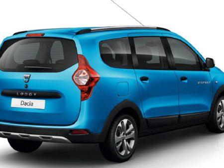 dacia - Piloto traseroizquierdo Dacia Lodgy