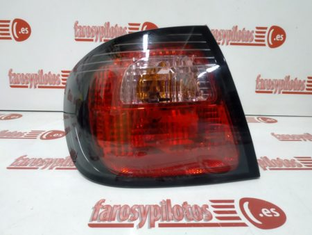 nissan - Piloto trasero izquierdo Nissan Primera P12 Años 1999-2002 Rojo (Producto Nuevo)