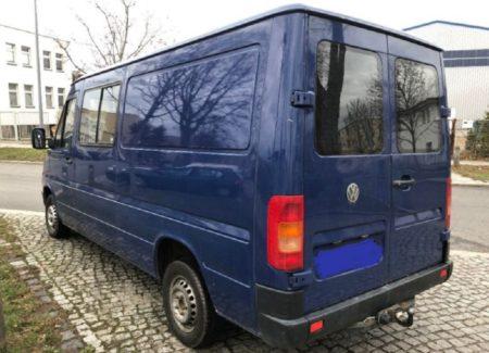 volkswagen - Piloto trasero derecho Volkswagen LT 1996-2003 Furgon (Producto Nuevo)