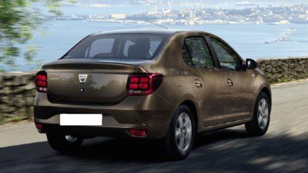 dacia - Piloto trasero derecho Dacia Logan II Restyling 2017 Sedan 4 Puertas