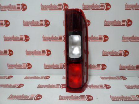 renault, opel, nissan - Piloto trasero derecho Renault Trafic 2014-2019 Furgón Opel Vivaro Nissan Primastar Fiat Talento (Producto Nuevo)
