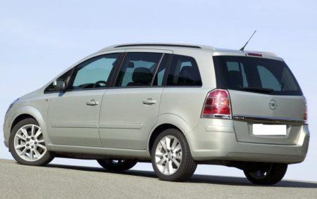 opel - Piloto trasero izquierdo Opel Zafira B 2005-2008 (Producto Nuevo)