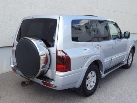 mitsubishi - Piloto trasero izquierdo Mitsubishi Montero Pajero 2003-2006 (Producto Nuevo)