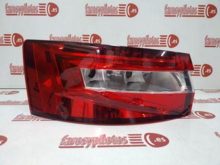 skoda - Piloto trasero izquierdo Skoda Superb III 2015-2019 LED (Producto Nuevo)