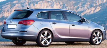 opel - Piloto trasero izquierdo Opel Astra J 2010-2016 Sports Tourer Familiar (Producto Nuevo)
