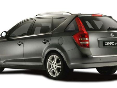 kia - Piloto trasero izquierdo Kia Ceed Sporty Wagon 2006-2010 Familiar (Producto Reciclado)