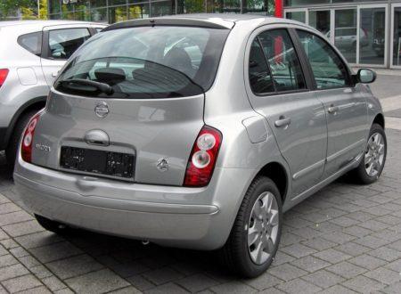nissan - Piloto trasero derecho Nissan Micra K12 Años 2003-2007 (Producto Nuevo)