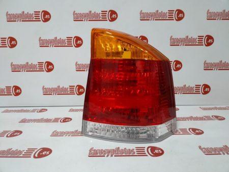 piloto trasero opel vectra c ambar rojo 2002–2005 derecho 1