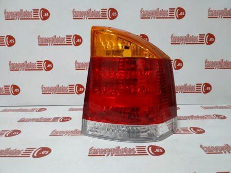 piloto trasero opel vectra c ambar rojo 2002–2005 derecho 2
