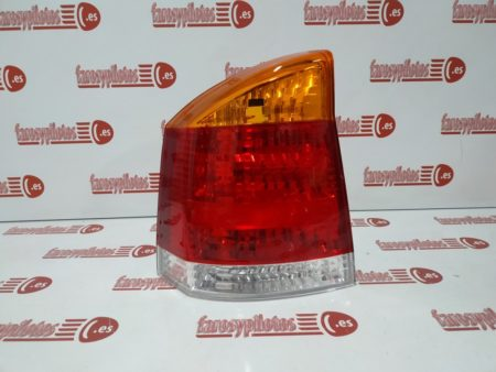 piloto trasero opel vectra c ambar rojo 2002–2005 izquierdo 1