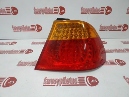 piloto trasero bmw s3 e46 coupe 2000–2005 led restyling derecho 1