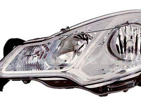 Faro Delantero Derecho Citroën C3 (2010-2013) | 11227602