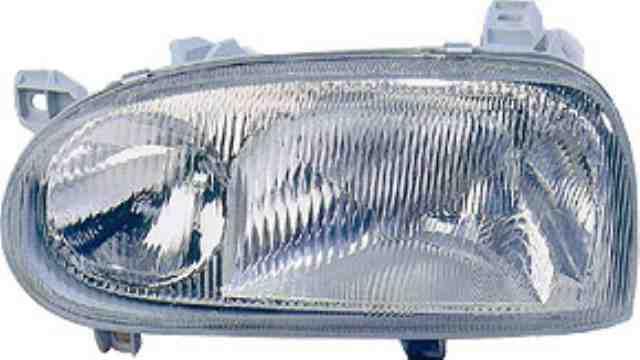 Faro Delantero Derecho VOLKSWAGEN GOLF III año 1992 a 1997