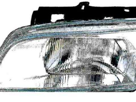 Faro Delantero Izquierdo Citroën BERLINGO (1996-2002) | 11223501