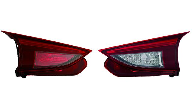Piloto Trasero Derecho MAZDA 3 Hatchback 5P año 2013 a 2018 LED