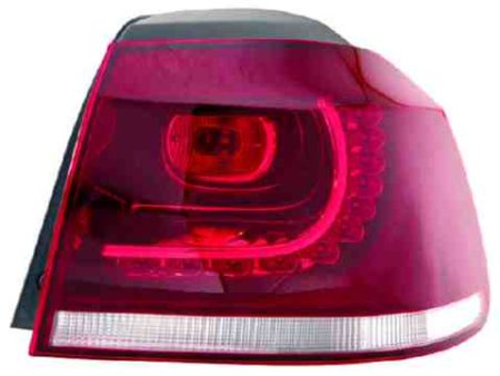 Piloto Trasero Derecho VOLKSWAGEN GOLF VI Golf GTI / GTD / R (2009-2012) | 16910952