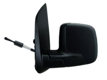Espejo Completo Izquierdo Fiat Fiorino (2007-2018)   24229011