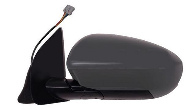 Espejo Completo Izquierdo Nissan Qashqai (2006-2014)