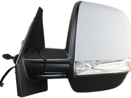 Espejo Completo Izquierdo Opel Combo (2012-2018)