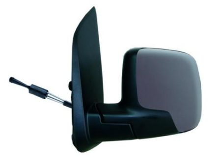 Espejo Completo Izquierdo Peugeot Bipper (2008-2018)