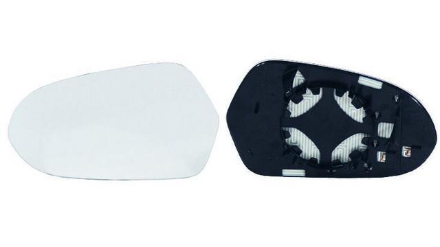 Espejo Cristal + Base Derecho Audi A6 año 2011 a 2019