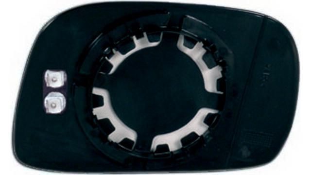 Espejo Cristal + Base Derecho Opel Agila (2000-2007)