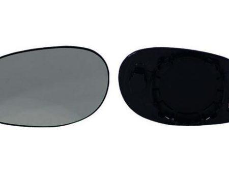 Espejo Cristal + Base Derecho Smart Roadster (2003-2006)