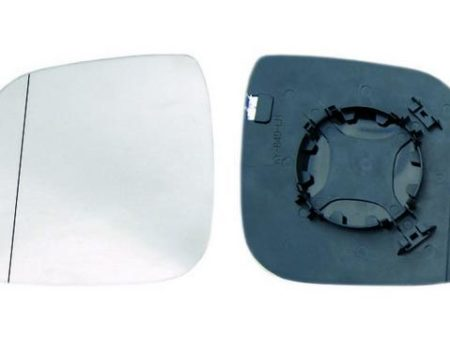 Espejo Cristal + Base Derecho Volkswagen Amarok (2011-2018)